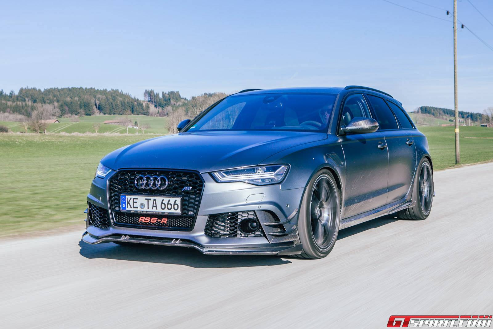 Abt Rs6 R Review Gtspirit