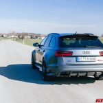 ABT Audi RS6-R Rear View