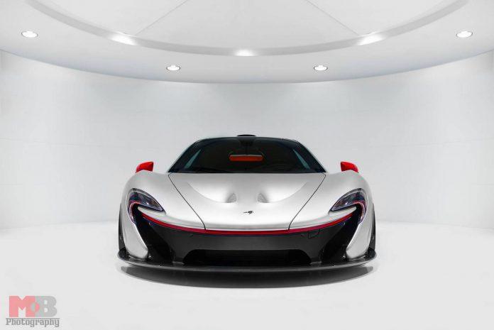 Pfaff McLaren Receives New Boldly Configured MSO P1