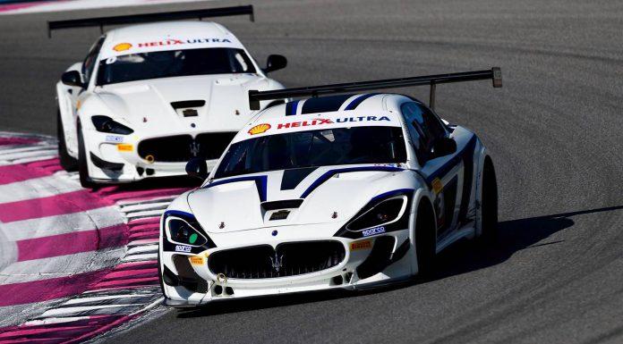 Maserati Trofeo World Series Round 1 at Paul Ricard