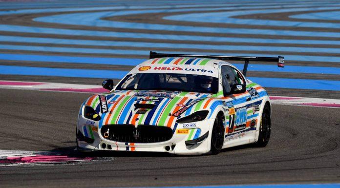 Maserati Corse GranTurismo MC