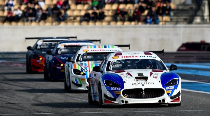Maserati Trofeo World Series at paul Ricard