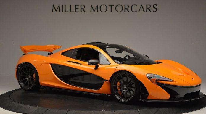 McLaren P1 For Sale 20