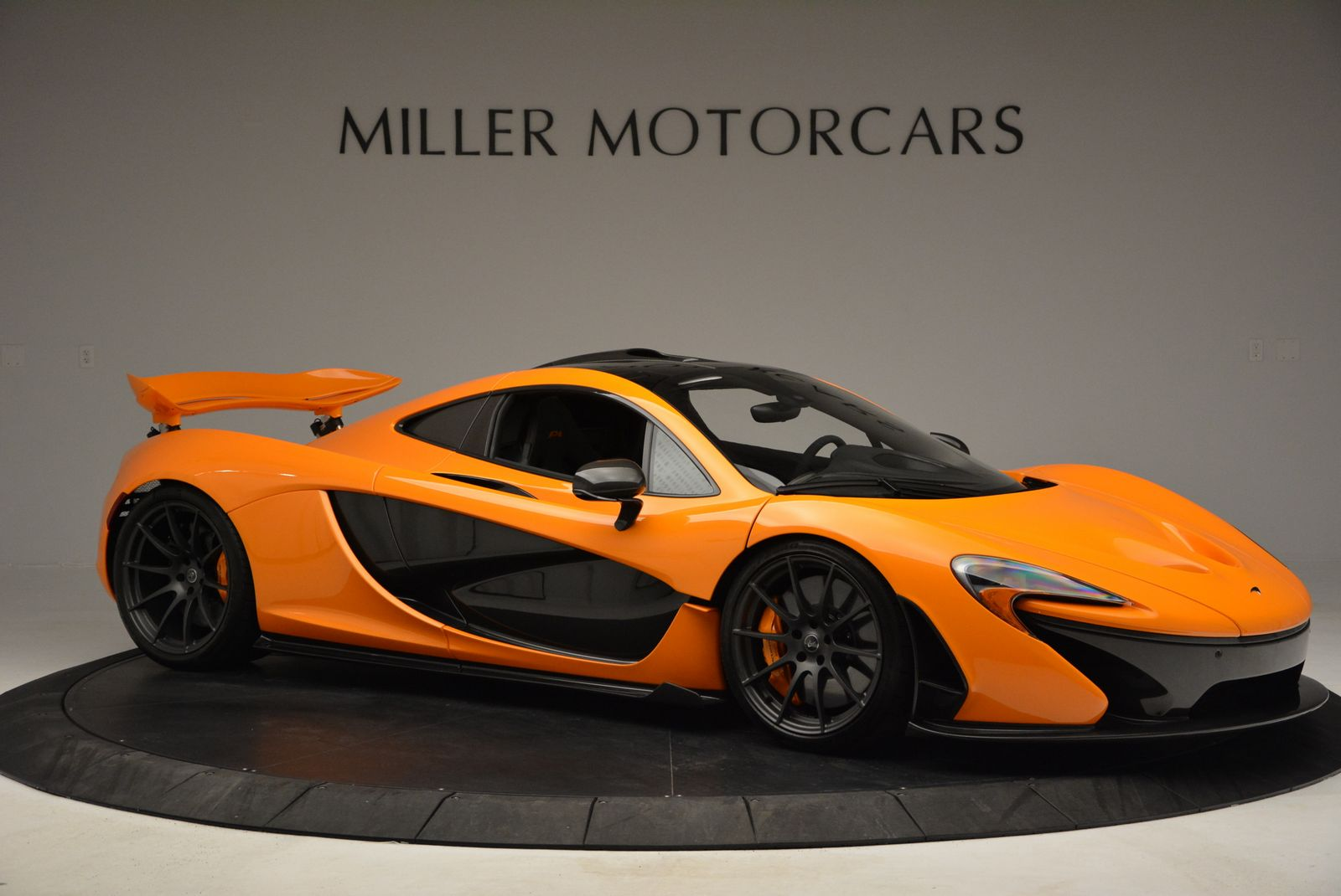 gorgeous mclaren p1 for sale from miller motorcars gtspirit. Black Bedroom Furniture Sets. Home Design Ideas