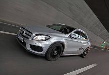 Official: Mercedes-Benz GLA by Vath