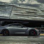 Nissan GT-R Jotech Motorsports Side View