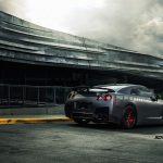 Nissan GT-R Jotech Motorsports Rear