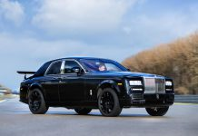First Images of Upcoming Rolls-Royce 4x4 Released