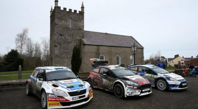 FIA ERC: Craig Breen Claims Emotional Home Win at Rally of Ireland