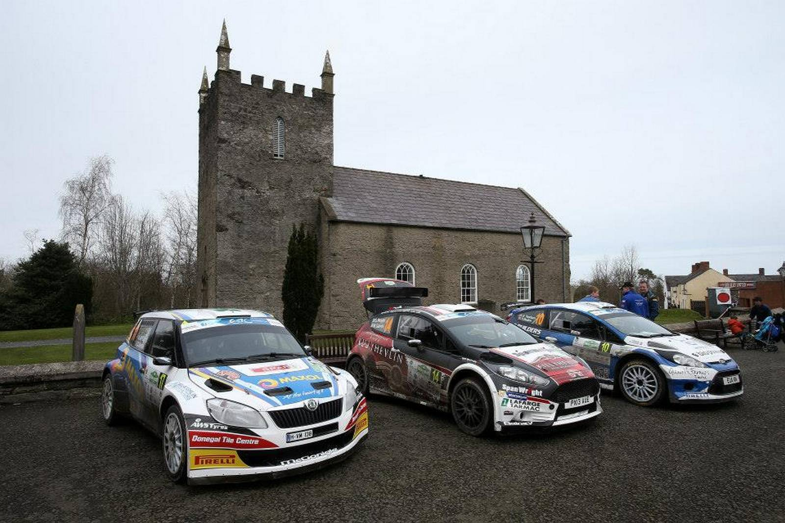 FIA ERC Craig Breen Claims Emotional Home Win at Rally of