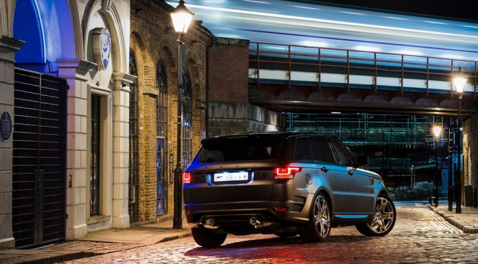 New Kahn Design Range Rover 400-LE Edition Revealed