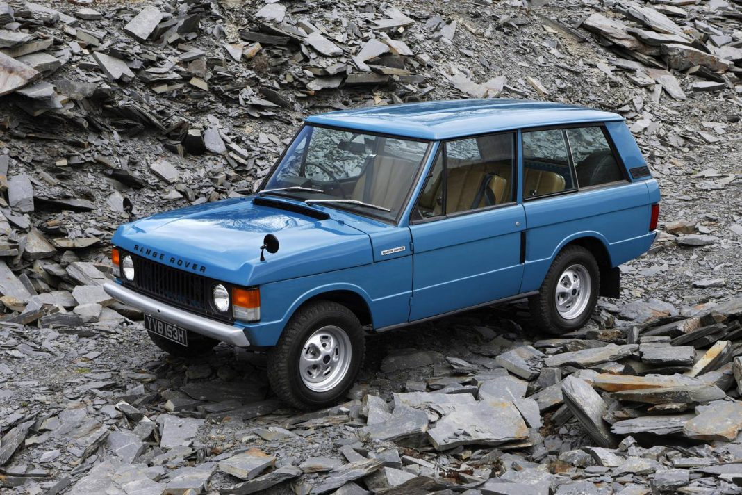 Land Rover to Launch New Heritage Division at Techno Classica