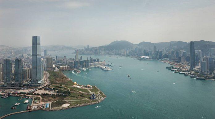 Ritz-Carlton Hong Kong ICC 490m Skyscraper
