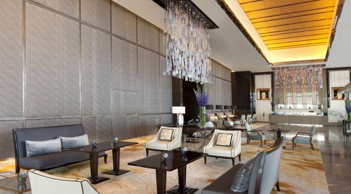 Ritz Carlton Hong Kong Lobby