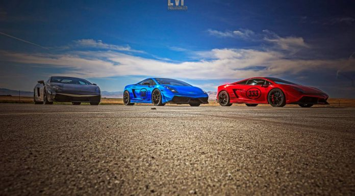 Shift Sector Airstrip Attack 8 Gathers World's Fastest Supercars