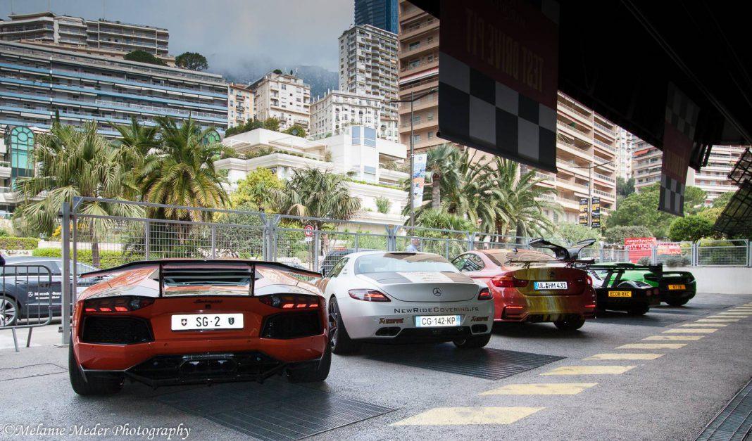 Video: Best of Supercar Sounds Top Marques Monaco 2015