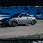 2015 ABT Audi TT side view