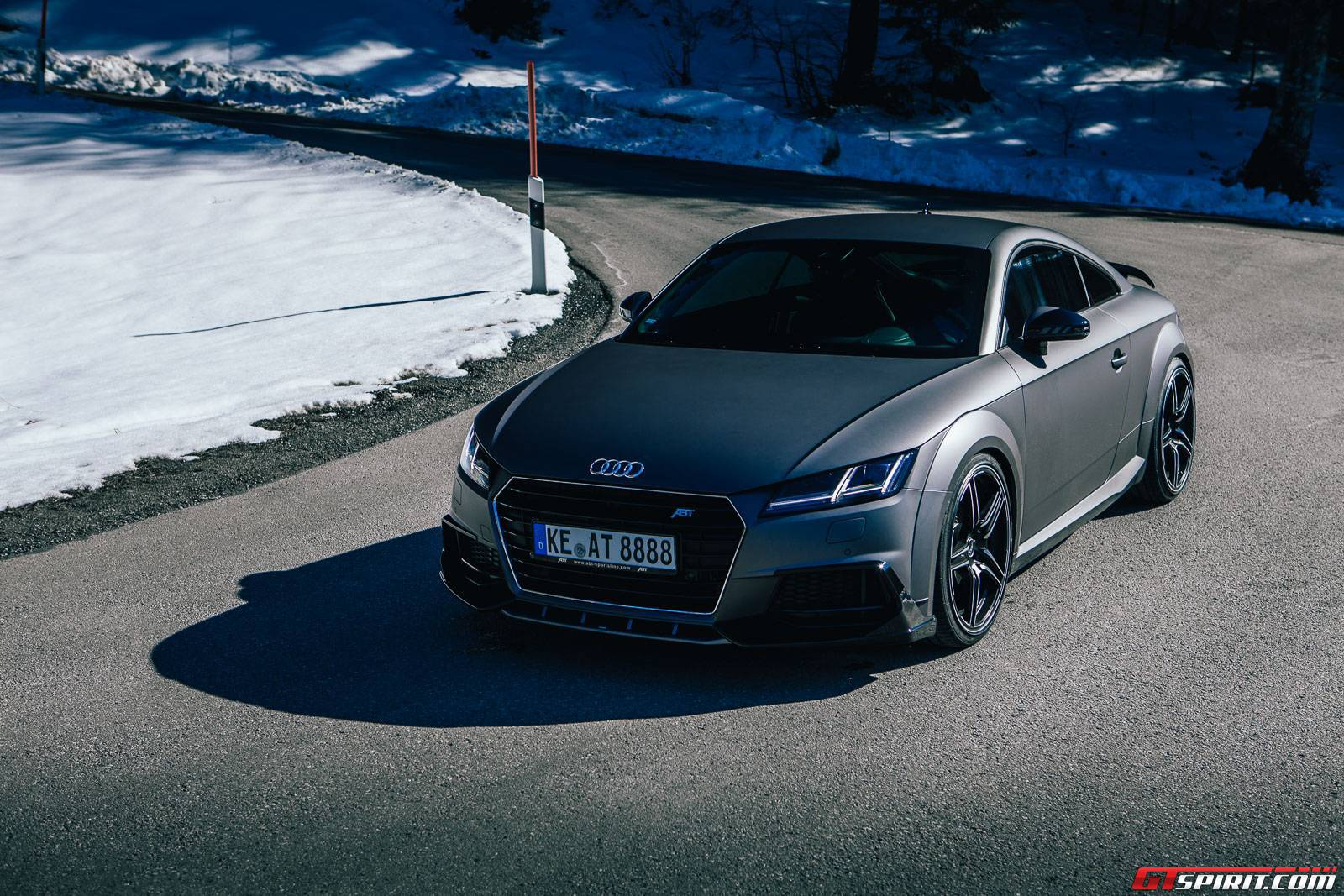 Lastcarnews 2016 Abt Audi Tt Review