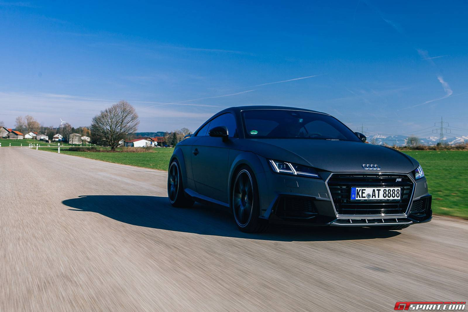 2016 Abt Audi Tt Review