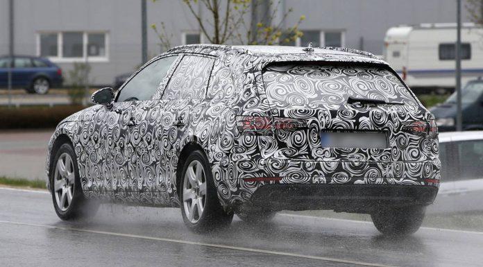 First Spy Shots of Next-Gen Audi A4 Avant Emerge