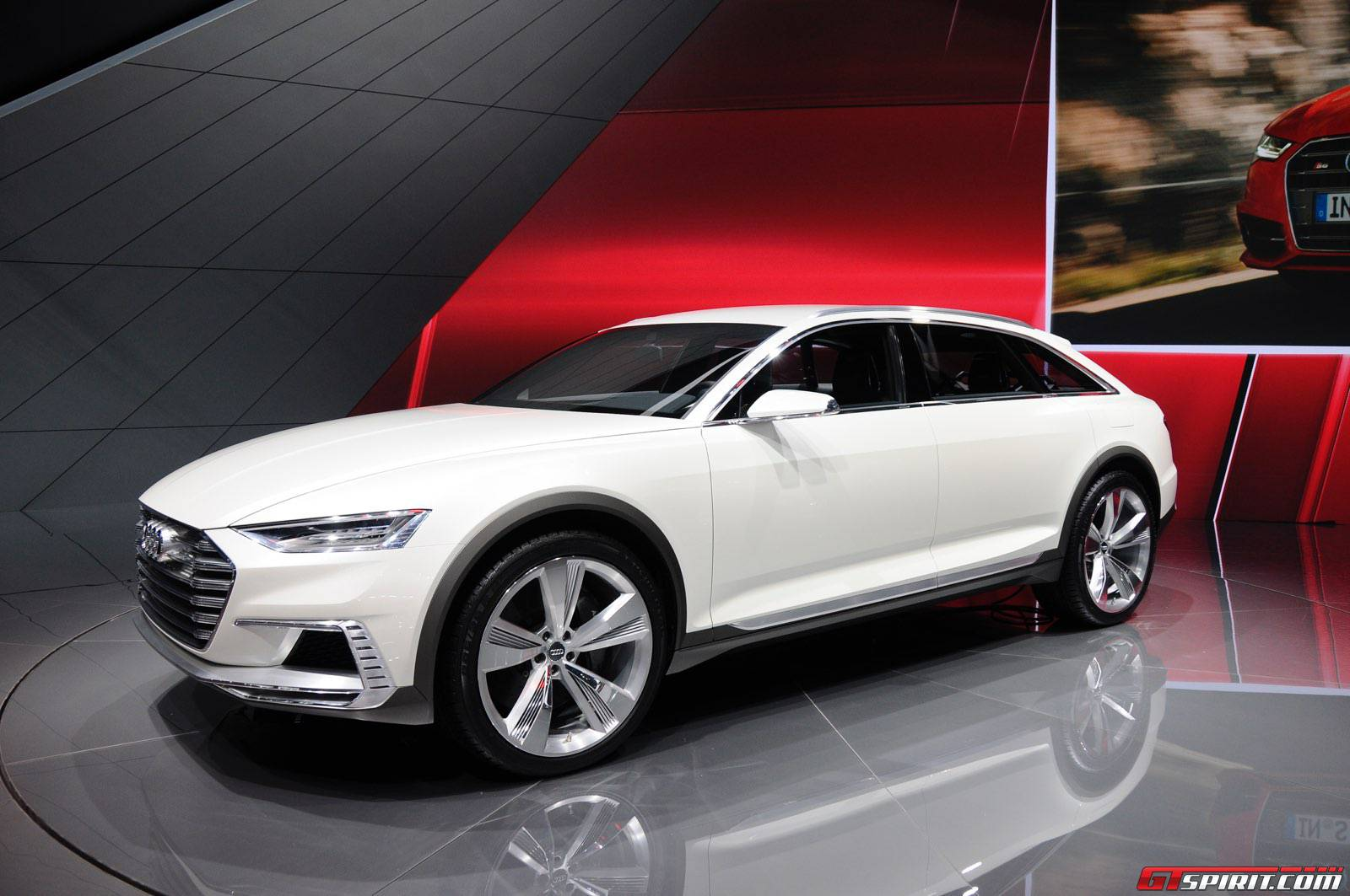 shanghai 2015 audi prologue allroad concept gtspirit. Black Bedroom Furniture Sets. Home Design Ideas