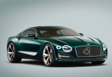 Bentley working on smaller SUV and sports car