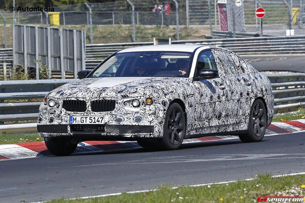 Next-Gen BMW 5-Series Spy Shots Testing