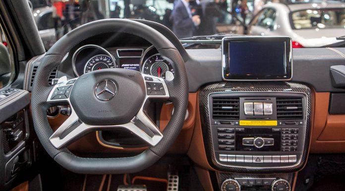 GTspirit Mercedes-Benz G 65 AMG at New York 2015
