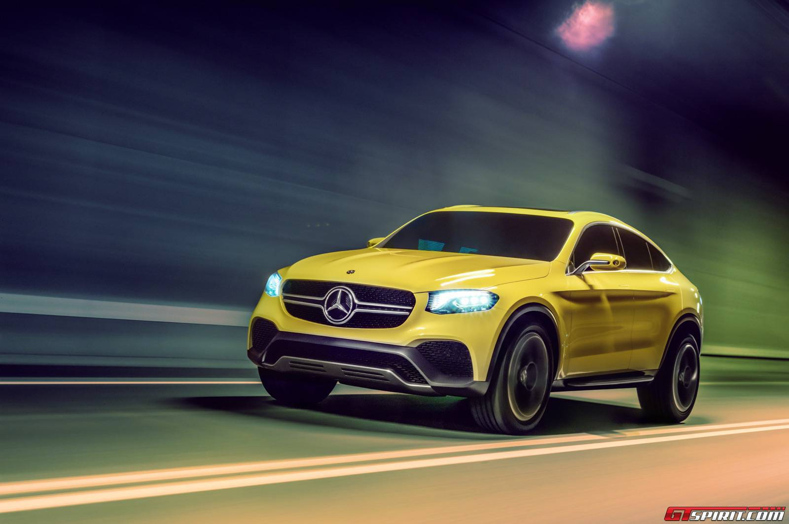 Mercedes benz glc coupe amg sport models in the works for Mercedes benz glc