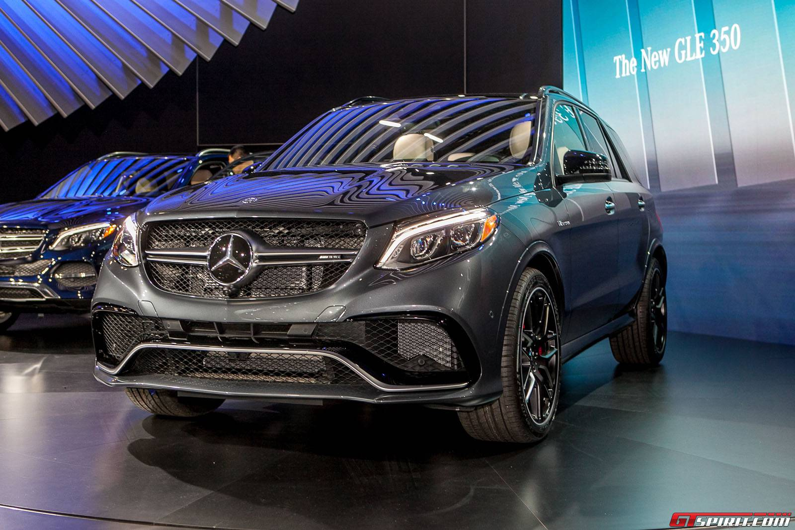 New york 2015 2016 mercedes benz gle gtspirit for Mercedes benz of new york