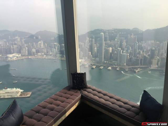 Ritz Carlton Hong Kong Hotel Presidential Suite
