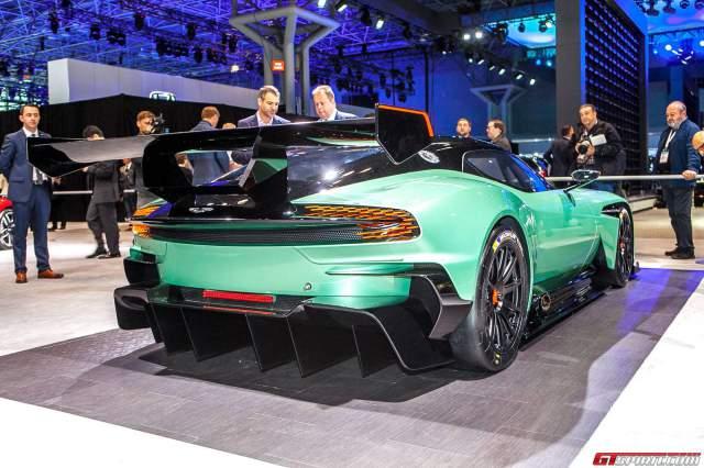 GTspirit Aston Martin Vulcan NYIAS 2015