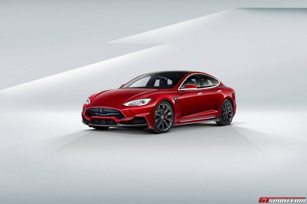 Official: Larte Design Tesla Model S