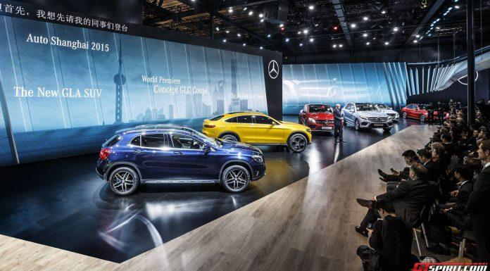 Shanghai 2015: Mercedes-Benz Media Night
