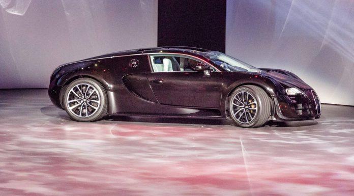 Bugatti at Volkswagen Group Night Shanghai