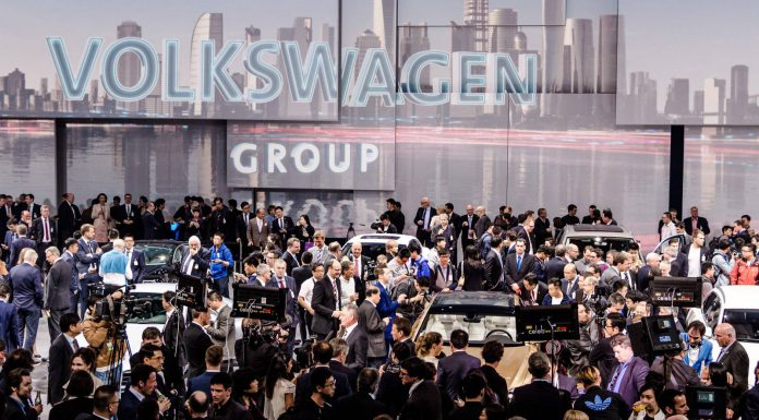 Volkswagen Group could be split into four companies