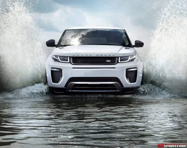 Range Rover Evoque SVR confirmed