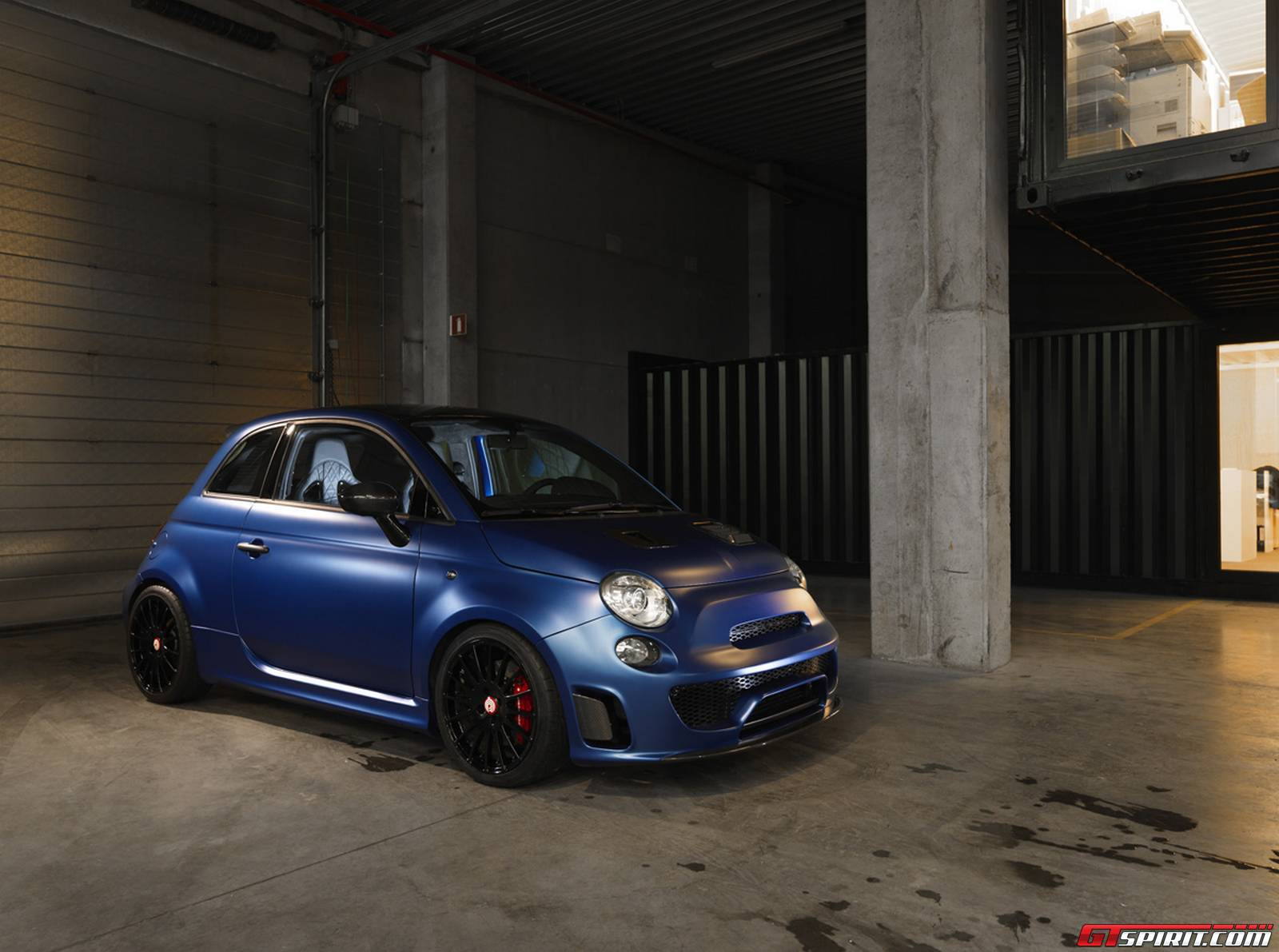 Tuningcars Official Pogea Racing Fiat Abarth 500