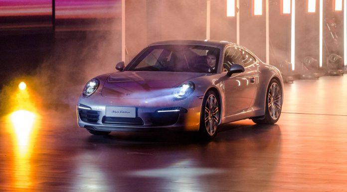 Porsche at Volkswagen Group Night Shanghai