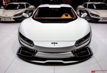 Qiantu K50 Event! at the Shanghai Motor Show 2015