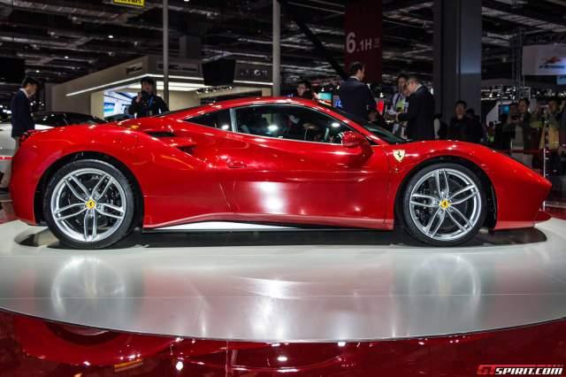 Shanghai 2015: Ferrari 488 GTB