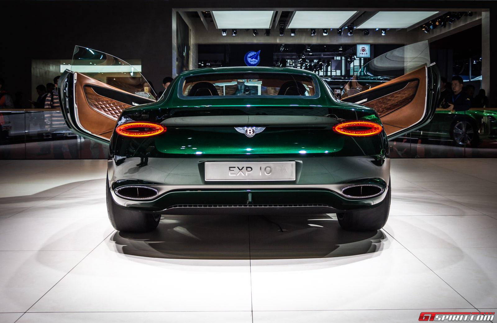 2019 Bentley Barnato Sportscar Confirmed Based On Exp 10