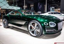 Bentley EXP10 Speed 6 Concept