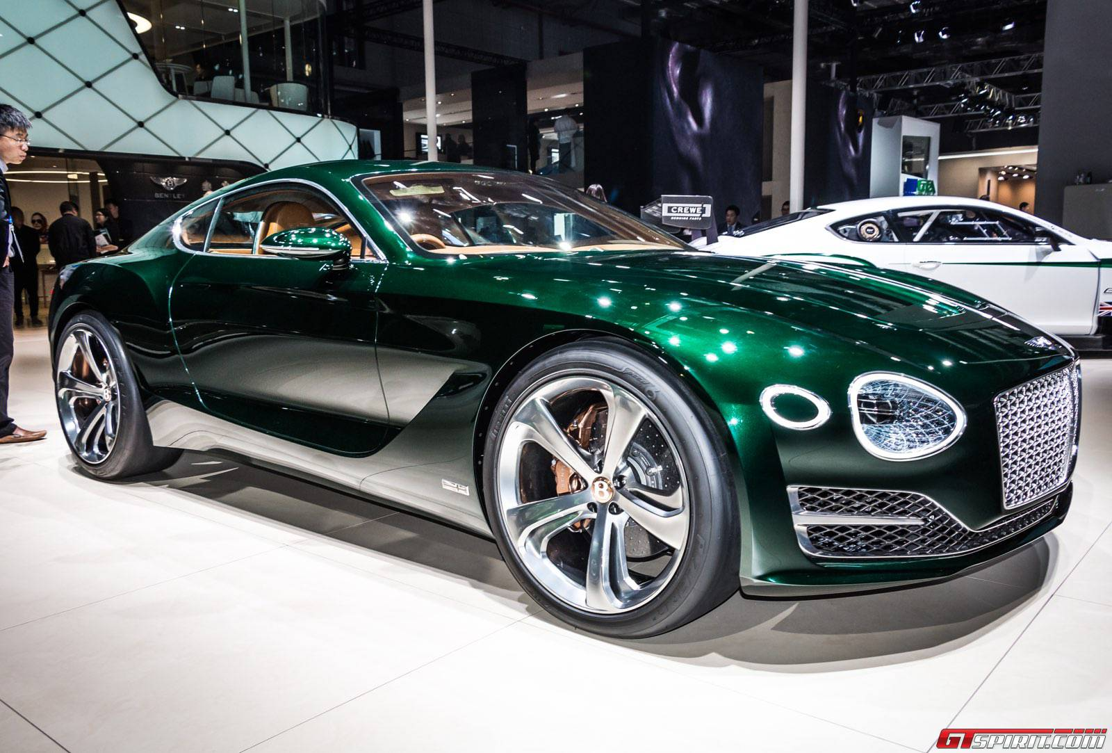 Shanghai 2015 bentley exp10 speed 6 concept gtspirit - Shanghai auto show ...