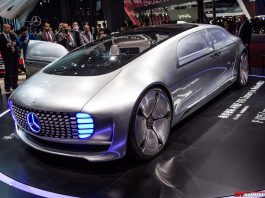 Shanghai 2015: Mercedes-Benz F 015 Luxury in Motion
