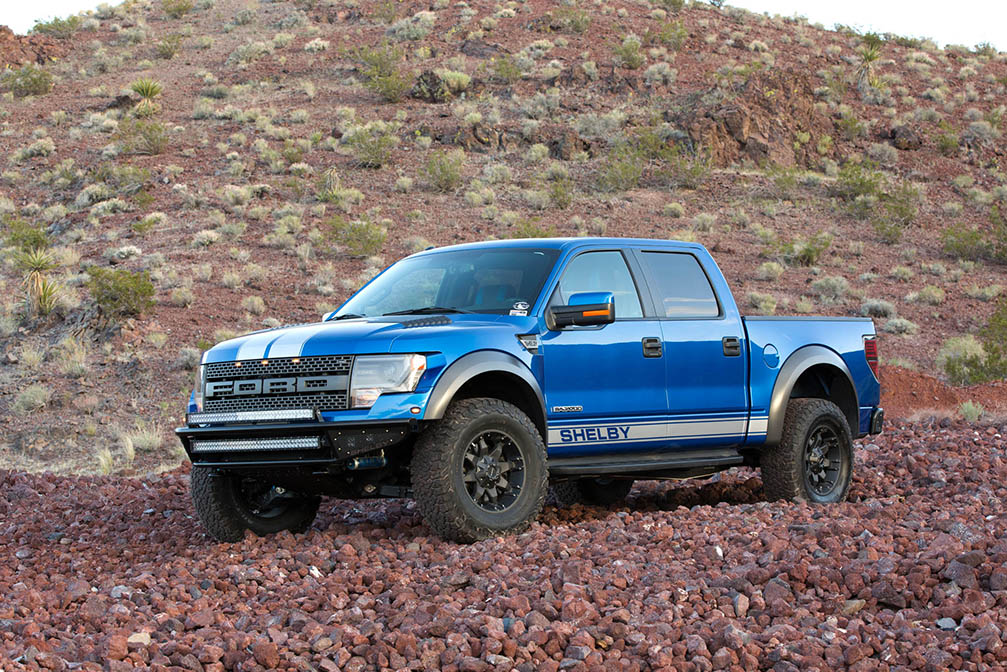 Ford Raptor Shelby 2017 >> Official 2016 Shelby American Baja 700 F150 Raptor Gtspirit