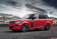 Official: Startech Pick-up Based on Range Rover