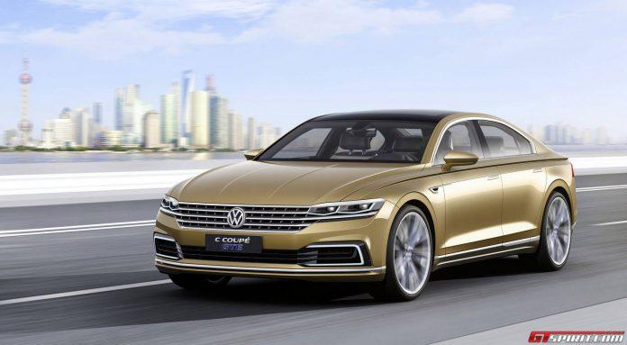 Volkswagen C Coupe GTE Concept production