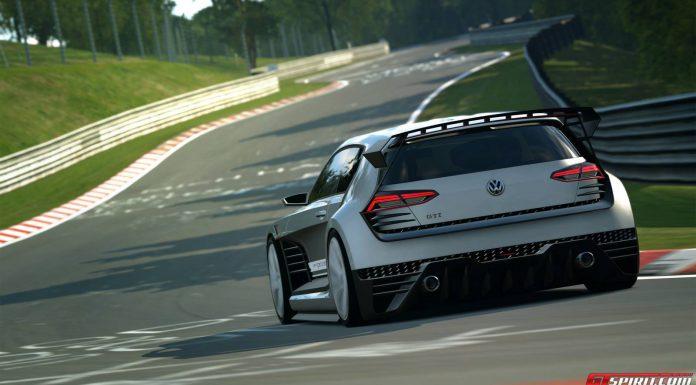 VW Golf GTI Supersport Vision GT
