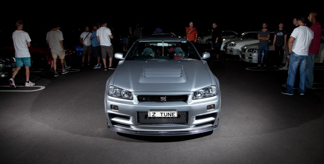 Rare NISMO R34 GT-R Z-Tune #001 For Sale with Bids Over $575,000